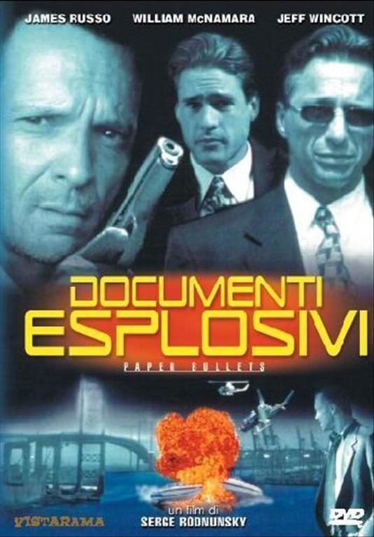 Documenti Esplosivi - James Russo, William Mcnamara, Jeff Wincott (DVD)