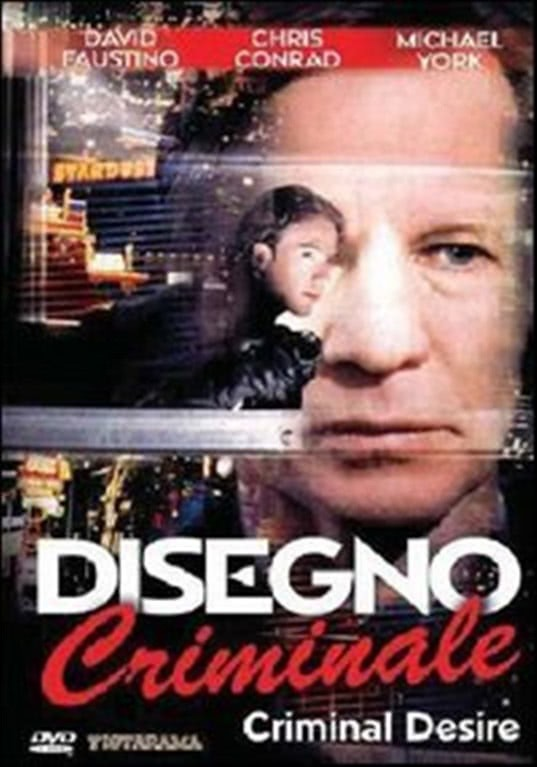 Disegno Criminale - Michael York, David Carradine, David Faustino (DVD)