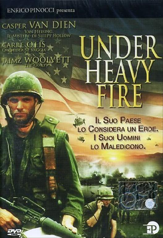 Under Heavy Fire (DVD Guerra Vietnam)