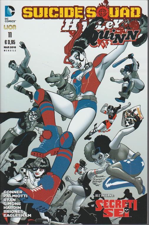 Suicide Squad/ Harley Quinn 11 - DC Comix Lion