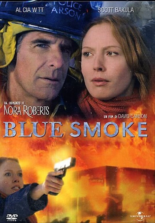 Blue Smoke - Alicia Witt, Scott Bakula (DVD)