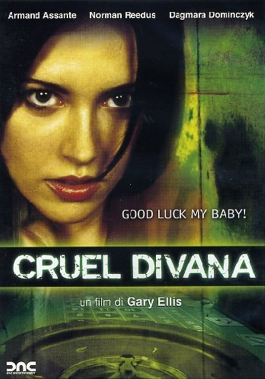 Cruel Divana - Armand Assante, Norman Reedus, Dagmara Dominczyk (DVD)