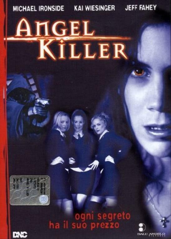 Angel Killer - Michael Ironside, Kai Wiesinger, Jeff Fahey (DVD)