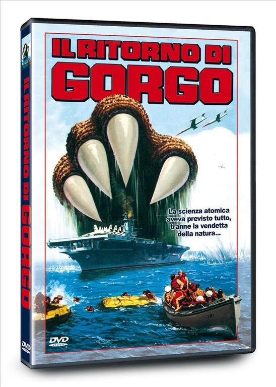 Il ritorno di gorgo (1976) - DVD