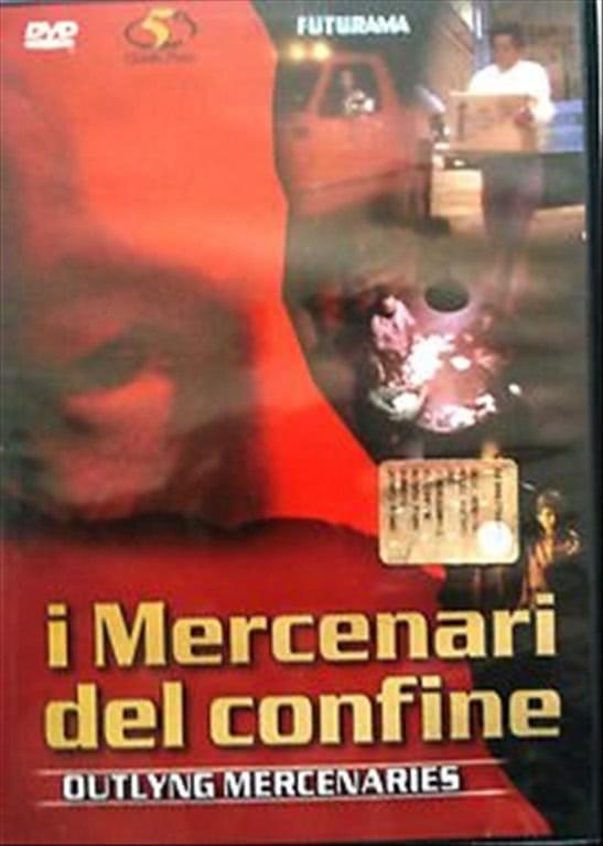 I Mercenari del Confine - Al Garrison (DVD)