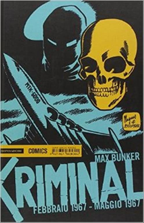 Kriminal: 9 Copertina rigida – Febbraio 1967 -Maggio 1967