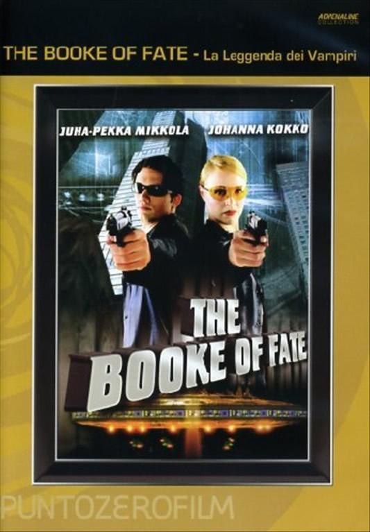 The Booke Of Fate - Juha-Pekka Mikkola, Johanna Kokko, Mikko Nousiainen (DVD)