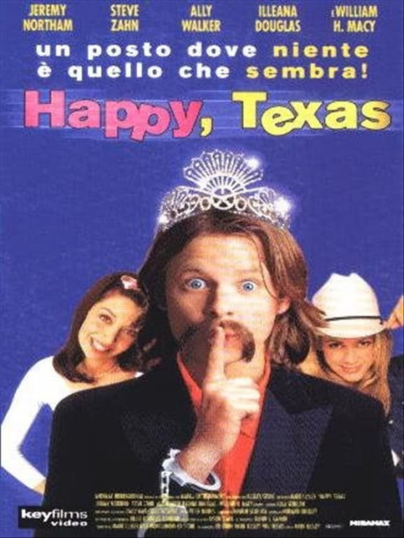 Happy Texas - Jeremy Northam (DVD)