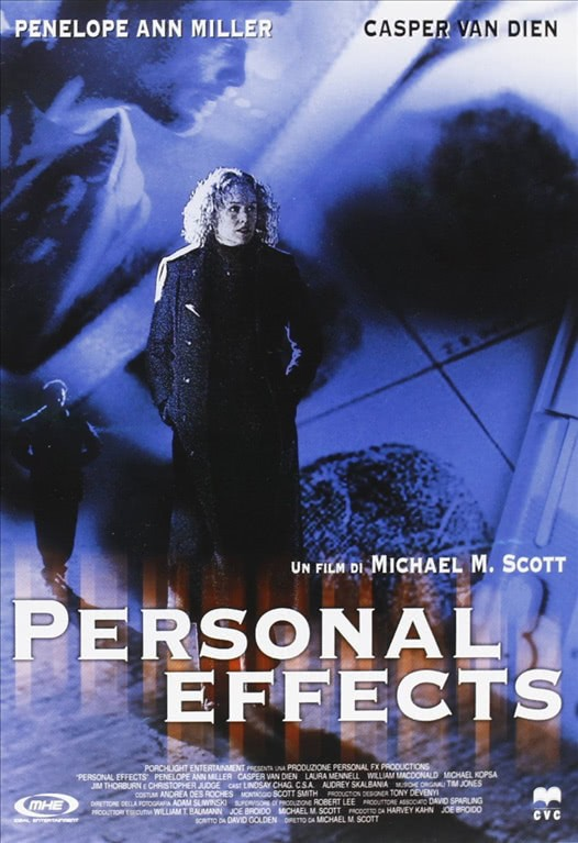 Personal Effects - Miller, Van Dien (DVD)