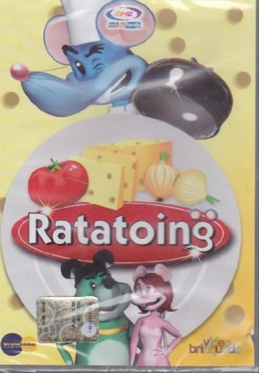 Ratatoing (DVD)