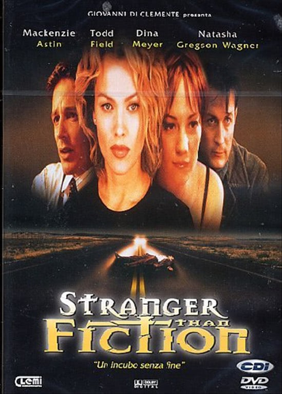 Stranger Than Fiction - Mackenzie Astin, Todd Field, Dina Meyer (DVD)