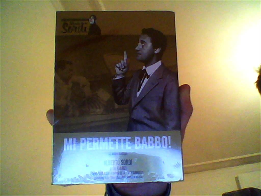 Il grande cinema di Alberto Sordi - Mi permette babbo! - Film DVD