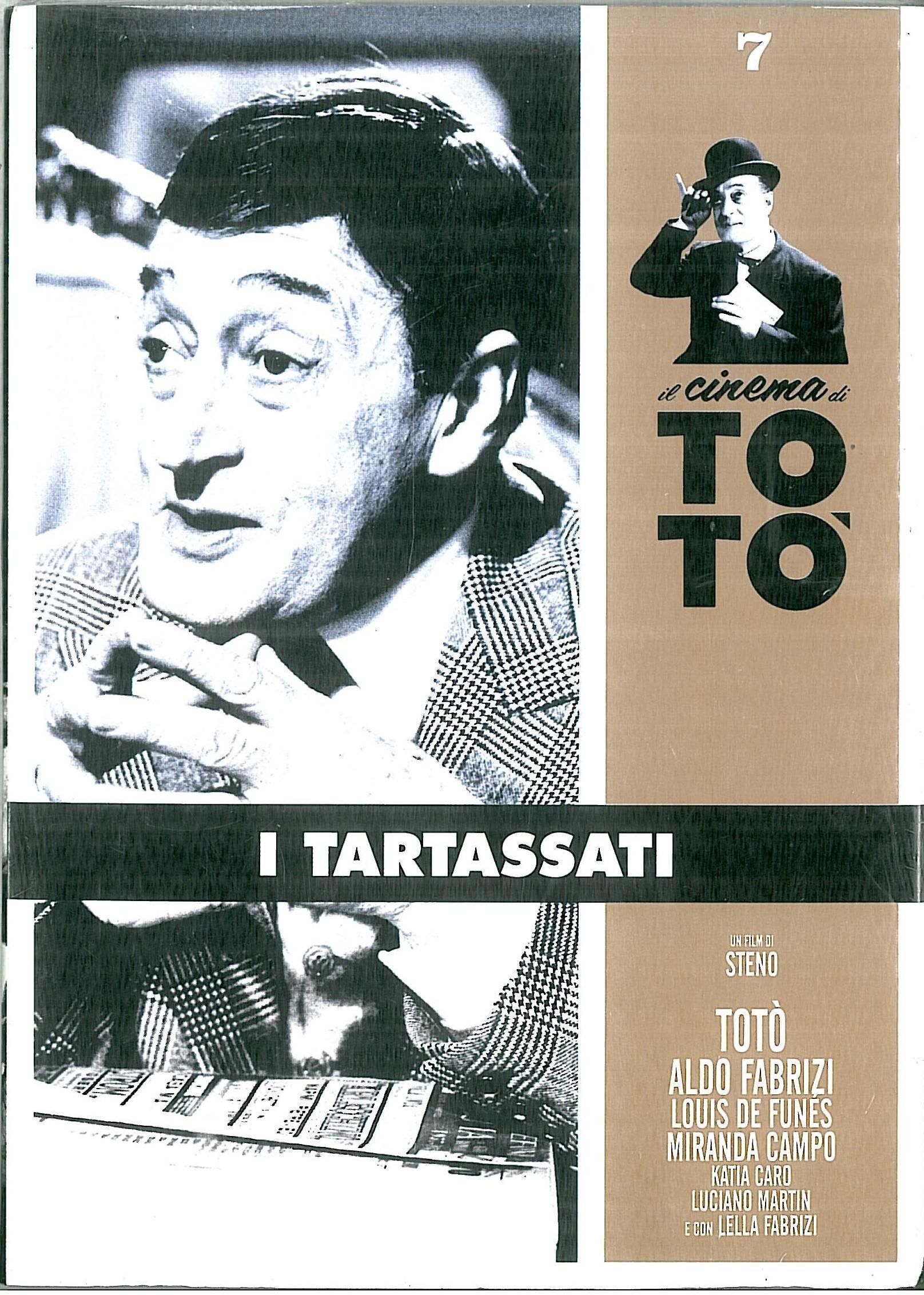 Il cinema di Totò - I Tartassati DVD