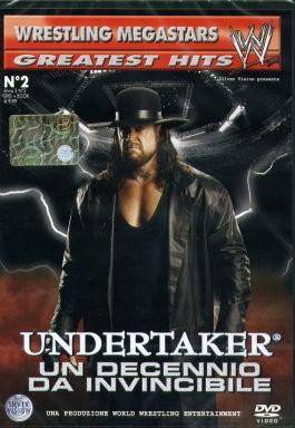 Wrestling Megastars - Undertaker - Un decennio da invincibile