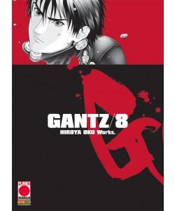 Manga: GANTZ 8 NUOVA EDIZIONE - Planet Manga panini Comics