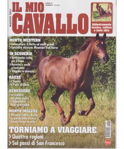 Il mio cavallo - n. 5 - maggio 2021 - mensile