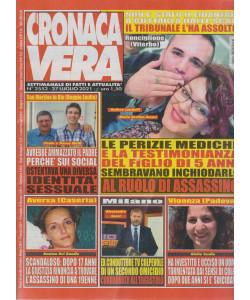 Nuova Cronaca Vera - n. 2552 - 27 luglio 2021 - settimanale di fatti  e attualità