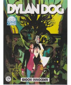 Dylan Dog - n. 414 - Giochi innocenti - marzo 2021 - mensile