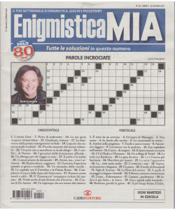 Enigmistica Mia - n. 26  -28 giugno   2021- settimanale