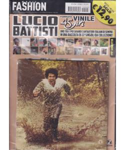 Music Fashion Var.89 -Lucio Battisti - Ancora tu - rivista + 45 giri - formato vinile