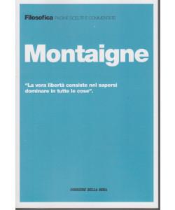 Filosofica  -Montaigne   - n. 9 - settimanale - 206 pagine
