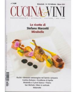 Abbonamento Cucina e Vini (cartaceo  bimestrale)