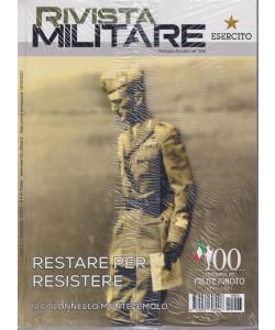 Rivista militare - esercito - n. 3 - 15/9/2021 - trimestrale