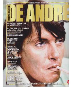 Vinile - De Andrè - n. 1 - bimestrale - maggio - giugno 2021