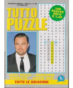 Tutto Puzzle - n. 485 - mensile -ottobre 2021 - 100 pagine