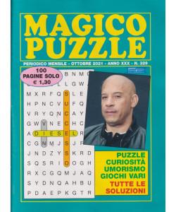 Magico Puzzle - n. 329 - mensile - ottobre 2021- 100 pagine