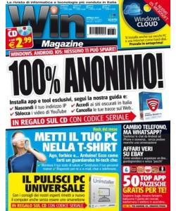 Win Magazine N° 230 100% ANONIMO!