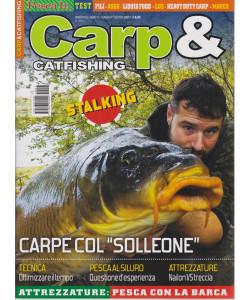 Carp & Catfishing - n. 47 - trimestrale -agosto - settembre  2021