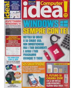 Computer idea! - n. 238 - dal16 settembre al 29 settembre 2021 - ogni 14 giorni sempre il giovedì