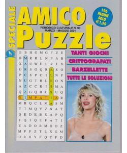 Speciale Amico Puzzle - n. 93 - marzo - maggio 2021 - 196 pagine
