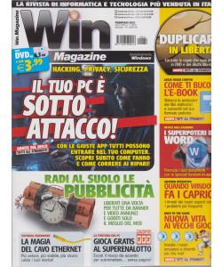 Win Magazine Plus - rivista + dvd - n. 274 - febbraio 2021 - mensile