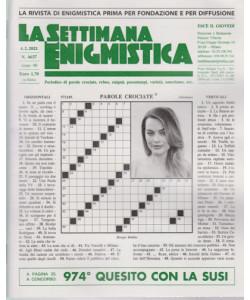 Abbonamento La Settimana Enigmistica (cartaceo  settimanale)