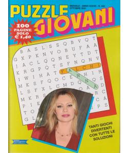 Puzzle Giovani - n. 442 - mensile -ottobre  2021 - 100 pagine