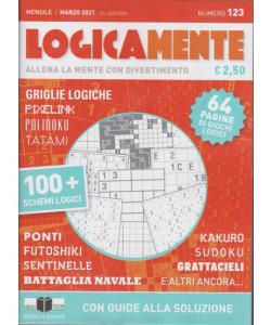 Abbonamento Logicamente (cartaceo  mensile)