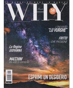 Why Marche - n. 56 - luglio - agosto - settembre  2021 - bimestrale