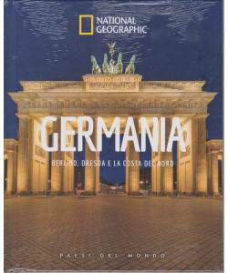 National Geographic - Germania - Berlino, Dresda e la costa del nord - n. 42 - 18/6/2021 - settimanale