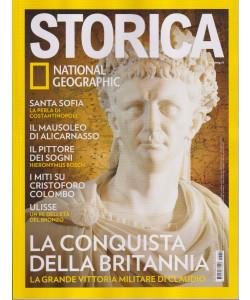 Storica - National Geographic  -  n. 152 -ottobre  2021 - mensile