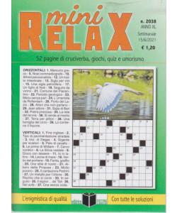 Abbonamento Mini Relax (cartaceo  settimanale)