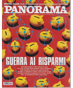 Panorama -  n. 19- settimanale -5 maggio 2021