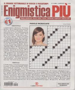 Enigmistica Più - n. 32 - settimanale - 10 agosto 2021 -