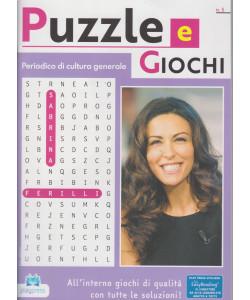 Puzzle e  Giochi - n. 5 - bimestrale - 2/8/2021