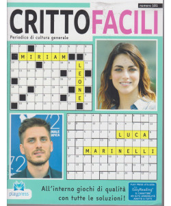 Crittofacili - n. 101 - bimestrale -18/6/2021