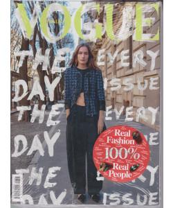 Vogue Italia - n. 845 -Febbraio 2021 -  mensile