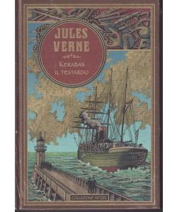 Jules Verne -Keraban il testardo -17/9/2021 - settimanale - copertina rigida