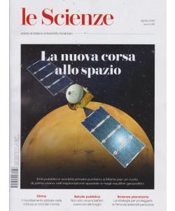 Le Scienze - n. 636 - agosto 2021 - mensile