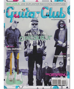 Guitar Club -  n. 5 - maggio  2021 - mensile